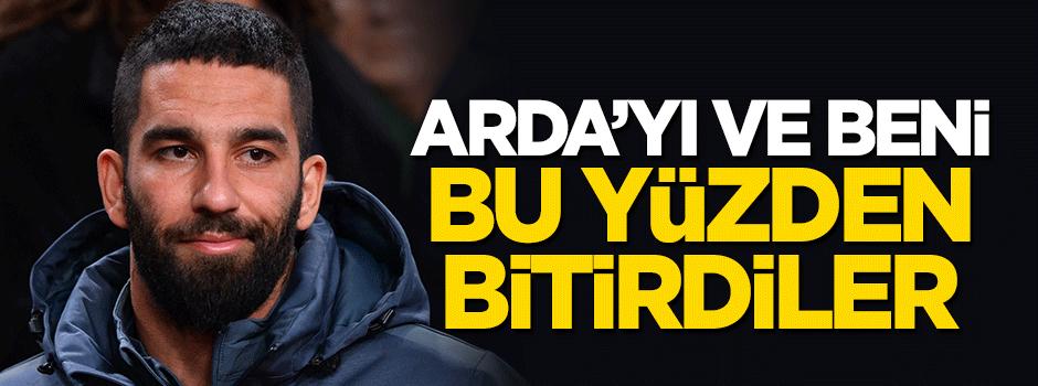 Rıdvan Dilmen: Beni de Arda'yı da Evet dediğimiz için Bitirdiler