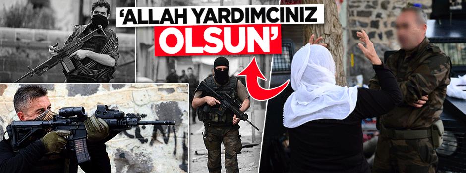 Diyarbakır'da dev terör operasyonu!