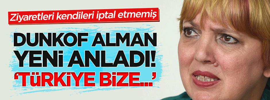 """'Dunkof' Alman yeni anladı: """"Türkiye bize..."""""""