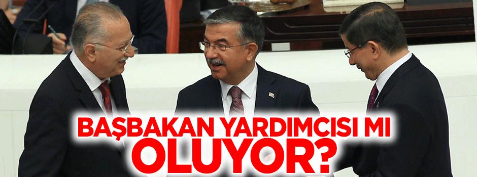 İhsanoğlu başbakan yardımcısı mı oluyor?