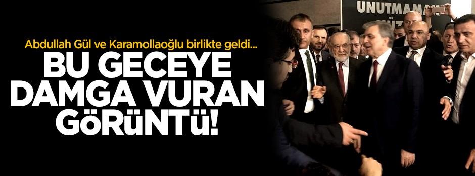 Erbakan Ödüllerine Abdullah Gül ile Karamollaoğlu birlikte katıldı