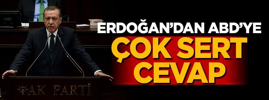 Erdoğan'dan ABD'ye çok sert cevap: Saygı duyacaksınız…