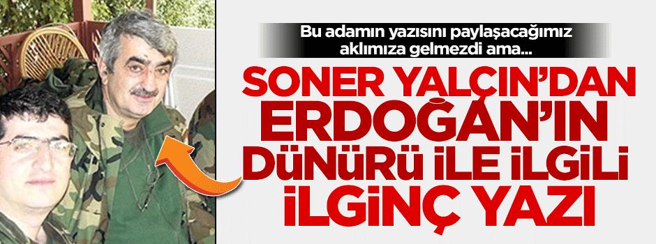 Erdoğan'ın dünürü Özdemir Bayraktar ile ilgili ilginç yazı