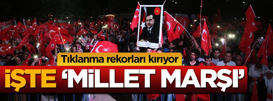 Erhan Güleryüz'den 'Milet Marşı'