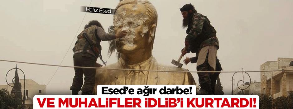 Esed'e ağır darbe: Denetimi Fetih Ordusu'nda!