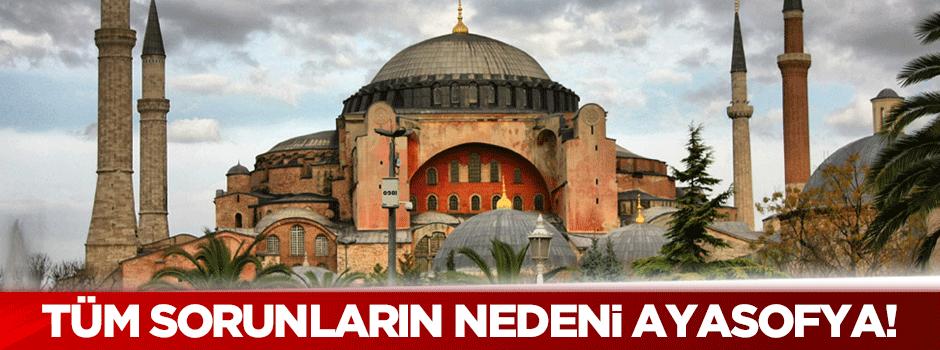 Eygi: Ayasofya müze kalmaya devam ederse...