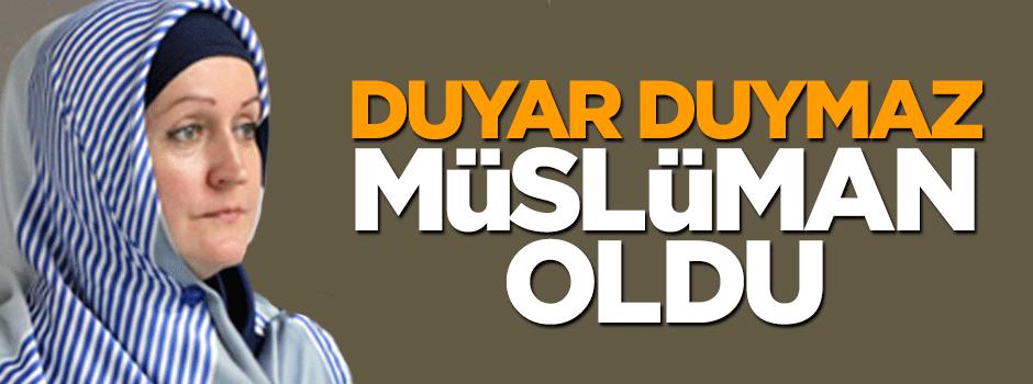 Ezan sesinden etkilendi, Müslüman oldu