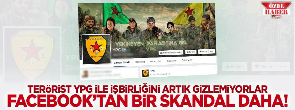 İşte Facebook YPG işbirliği!