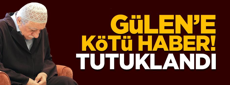FETÖ elebaşısı Gülen'in yeğeni tutuklandı