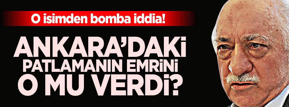 Ankara'daki patlamadan haberi var mıydı?