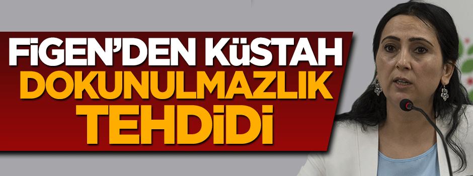 """HDP Eş Genel Başkanı Figen Yüksekdağ:Dokunulmazlık için """"evet"""" diyenler hesabını verecek!"""
