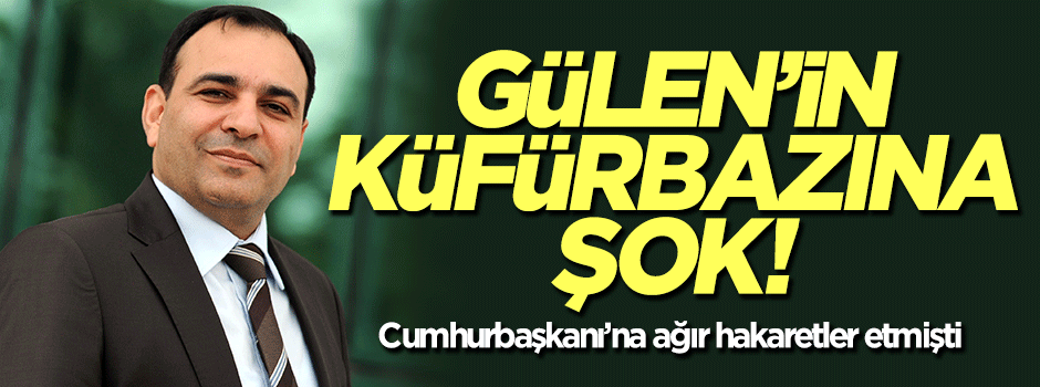 Gülen'in küfürbazı Bülent Keneş'e tutuklama talebi!