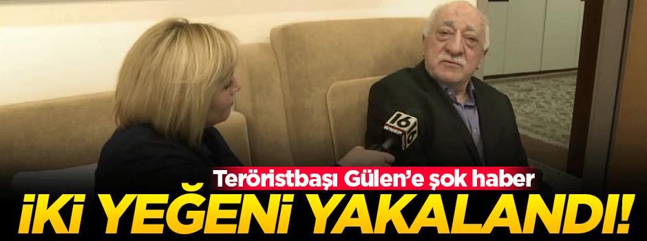 Gülen'in iki yeğeni saklandıkları evde enselendi
