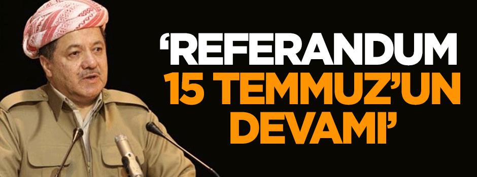 Referandum, 15 Temmuz'un devamı