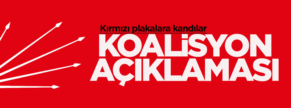 Haluk Koç'tan koalisyon açıklaması