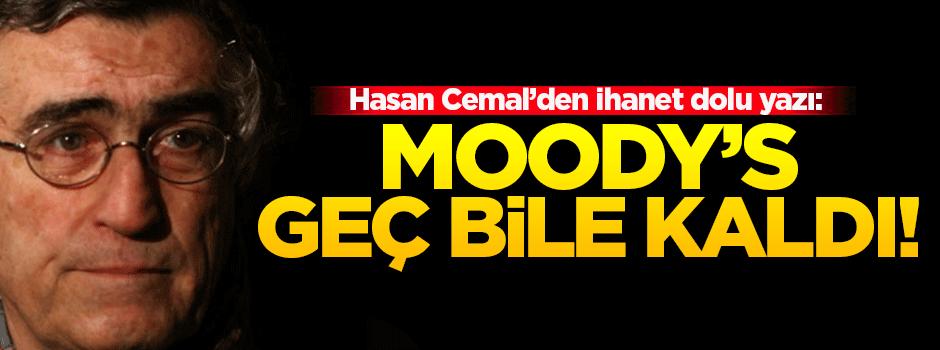 Hasan Cemal'den ihanet dolu yazı!