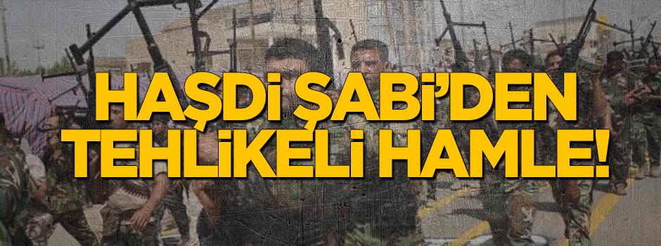 Haşdi Şabi'den tehlikeli hamle!