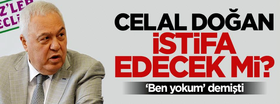 HDP milletvekili Celal Doğan istifa edecek mi?