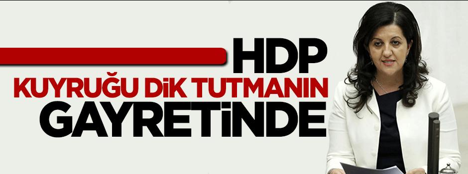 HDP'lileri telaş sardı!