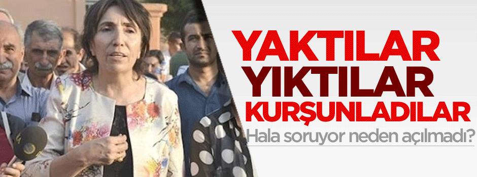 HDP'li vekil'den meclise soru önergesi