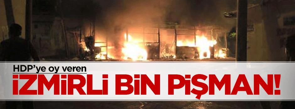 HDP'ye oy veren İzmirli CHP'liler 'bin pişman'