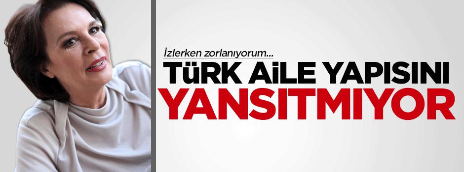 Hülya Koçyiğit: Türk dizileri gerçeği yansıtmıyor