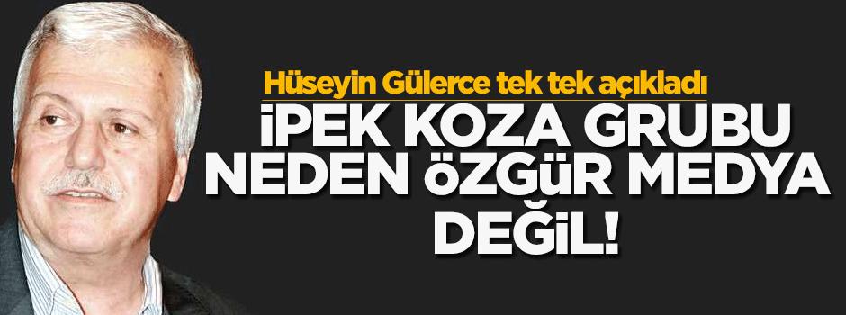 İpek Koza grubu neden 'özgür medya' değil?