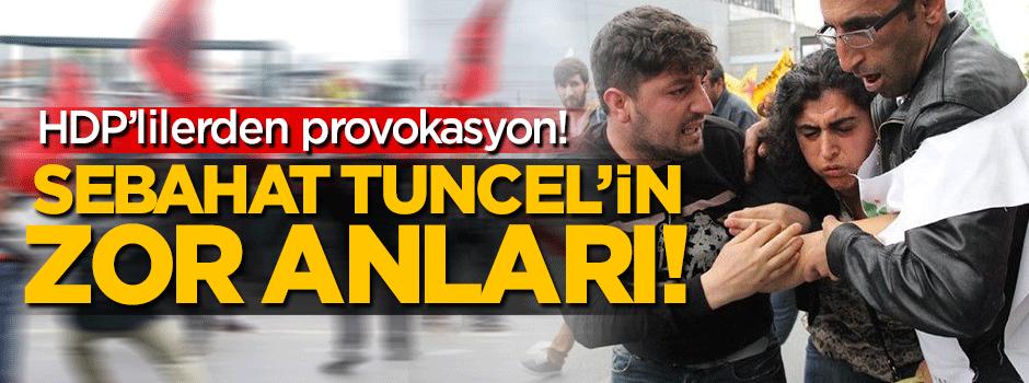 İstanbul'da HDP'lilerden provokasyon! Müdahale edildi