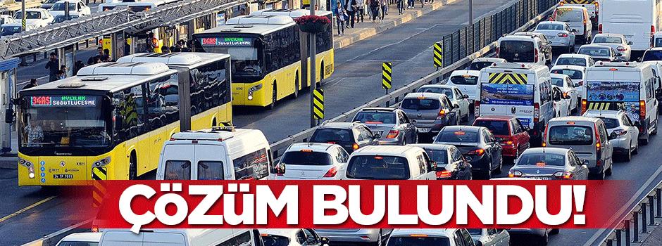 İstanbul'un trafiği yer altına iniyor!