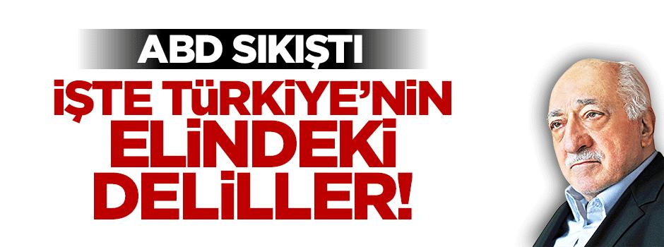 İşte Fetullah Gülen'in darbedeki parmağı