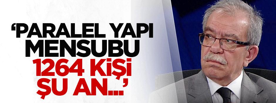 'Paralel yapı mensubu 1264 kişi şu an TRT'de'