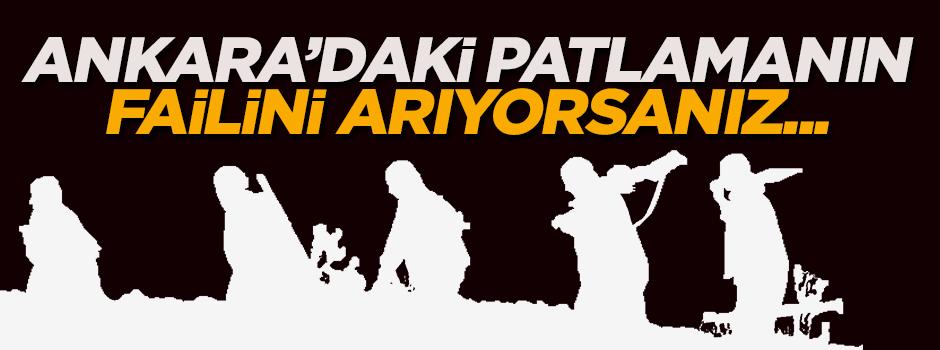 'Katil arayan PKK'ya baksın'