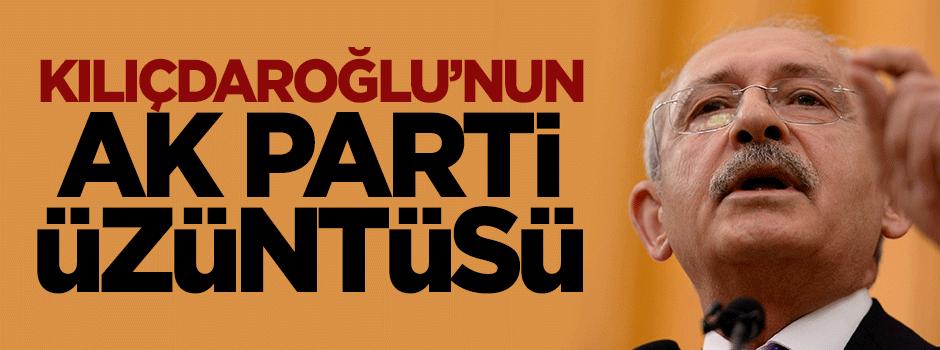 Kılıçdaroğlu: Yapamazsak üzülürüm