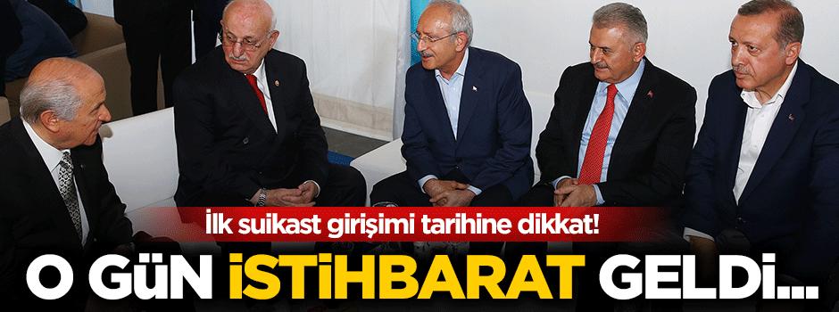 Kılıçdaroğlu'na İlk suikast ihbarı ne zaman geldi?