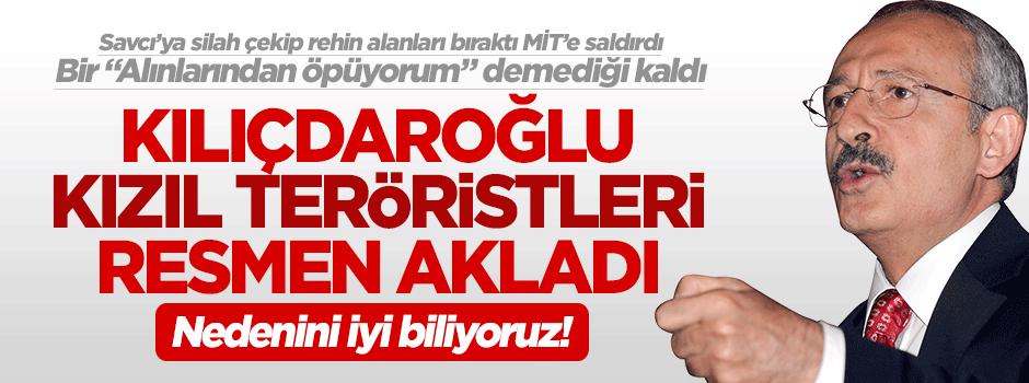 Kılıçdaroğlu'ndan kızıl teröristleri aklayıcı sözler!