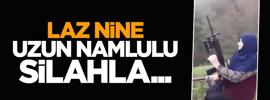 Laz nine: Ben varken PKK gelemez