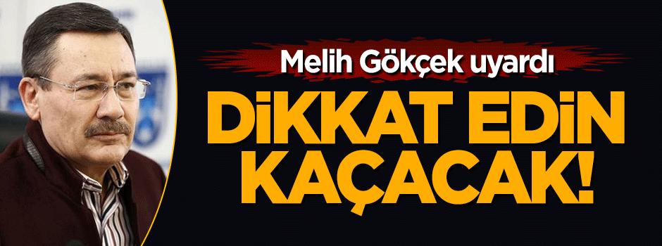 Melih Gökçek'ten Fetullah Gülen iddiası