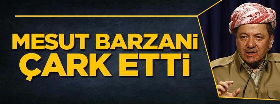 Mesud Barzani çark etti!