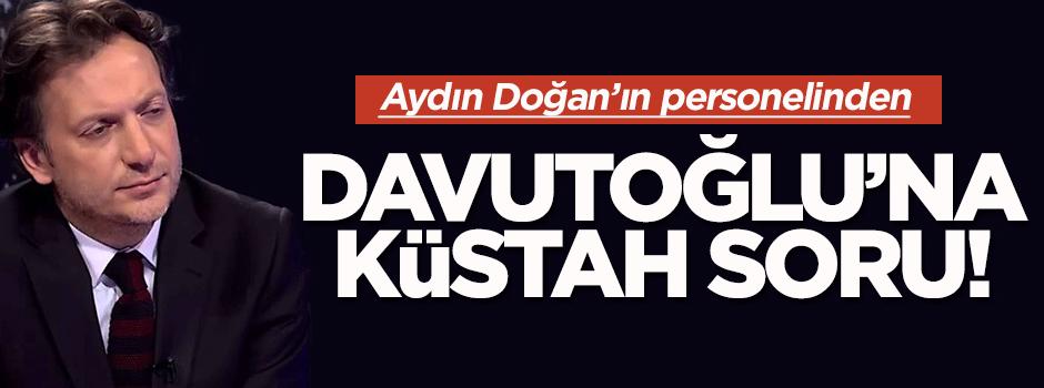 Mirgün Cabas'tan Davutoğlu'na küstah soru!