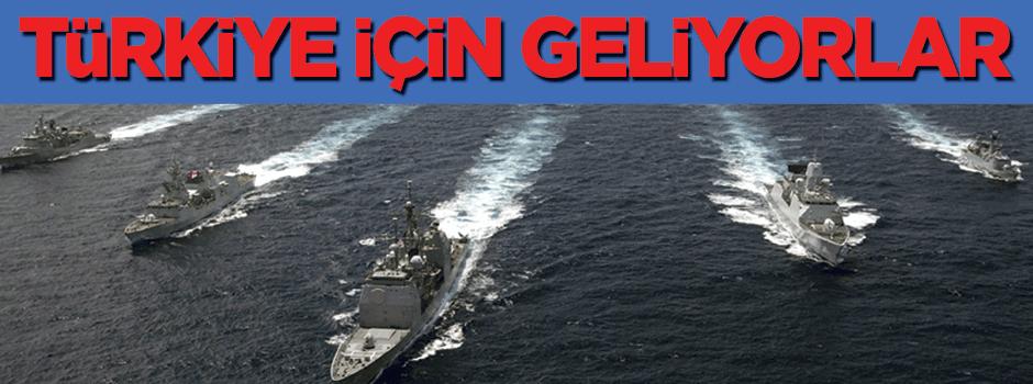 NATO'dan Türkiye'ye savunma desteği