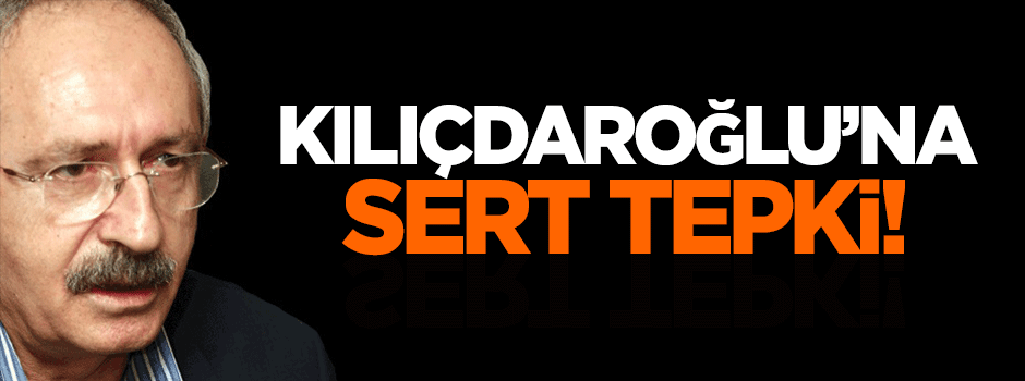 Kurtulmuş'tan Kılıçdaroğlu'na sert tepki