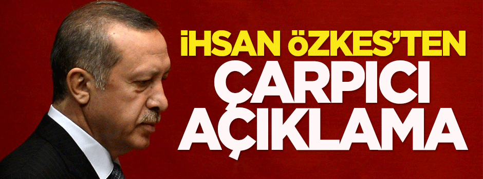 'Erdoğan düşmanlığı ülkeyi uçuruma sürüklüyor'