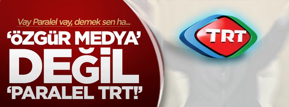 Paralel Çete TRT'yi çiftliğe çevirmiş!