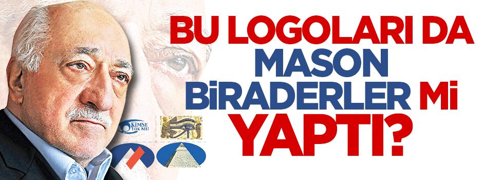 Paralel'in logolarındaki mason işaretleri