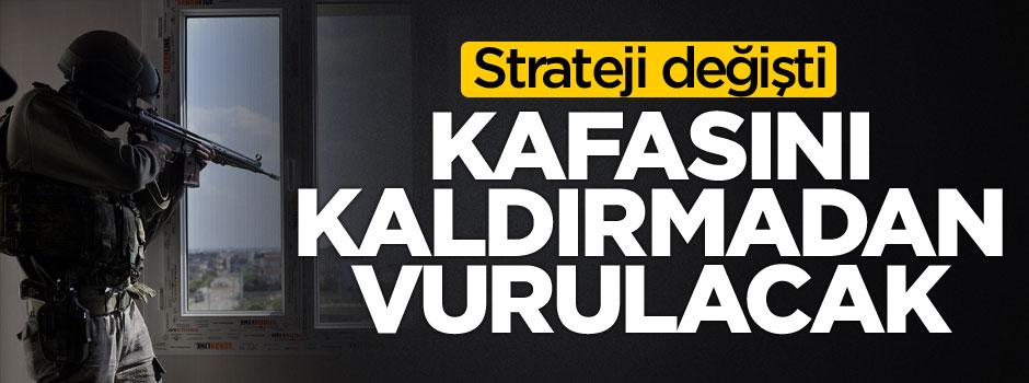 PKK artık böyle vurulacak