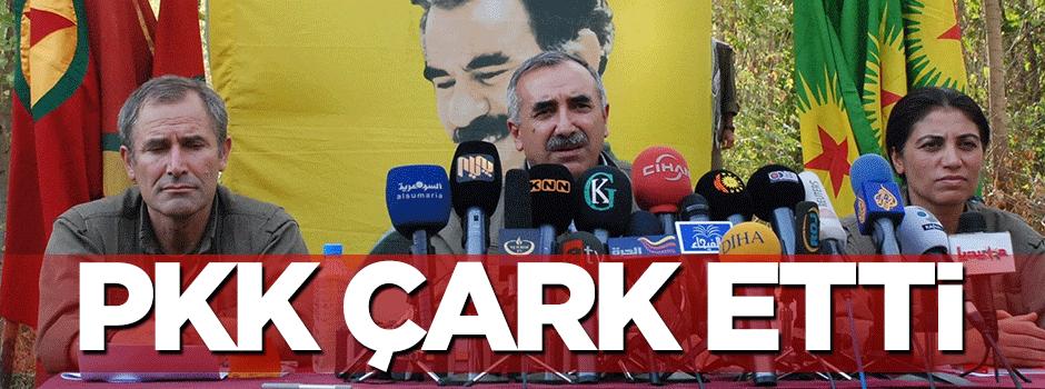 PKK çark etti