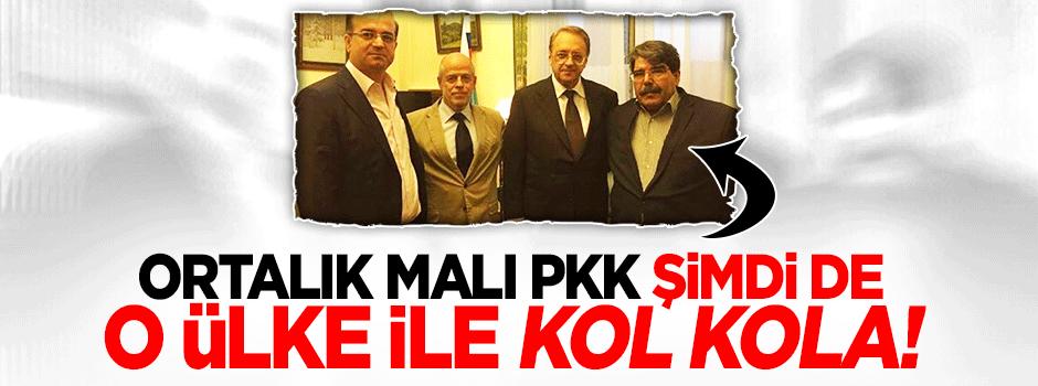 İşte PKK - Rusya ittifakı !