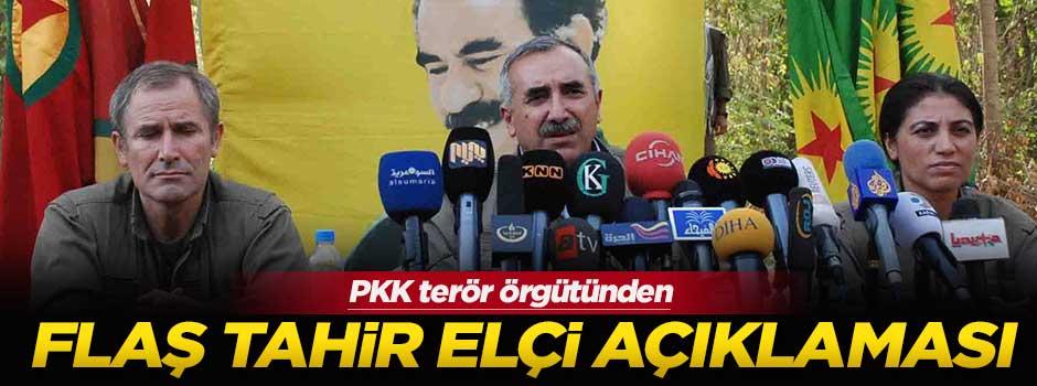 PKK'dan flaş Tahir Elçi açıklaması
