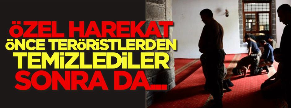 Önce PKK'lılardan temizlediler, sonra da...