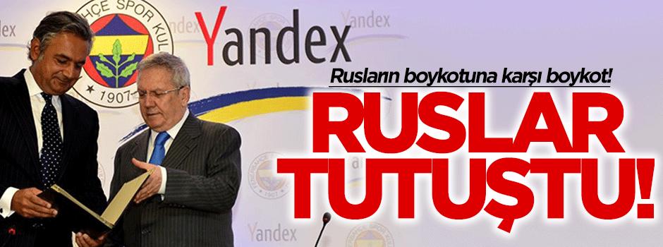 Boykot başladı, Rus şirketler tutuştu!